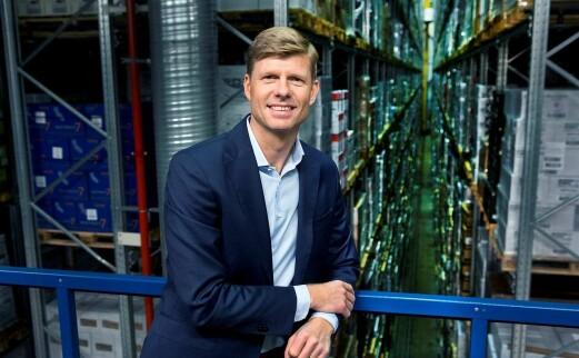 Posten bygger Norges største fullautomatiserte lagerløsning