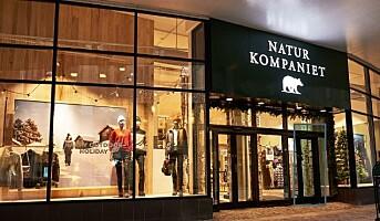 Ny kjede inn på markedet: Naturkompaniet etablerer seg i Norge