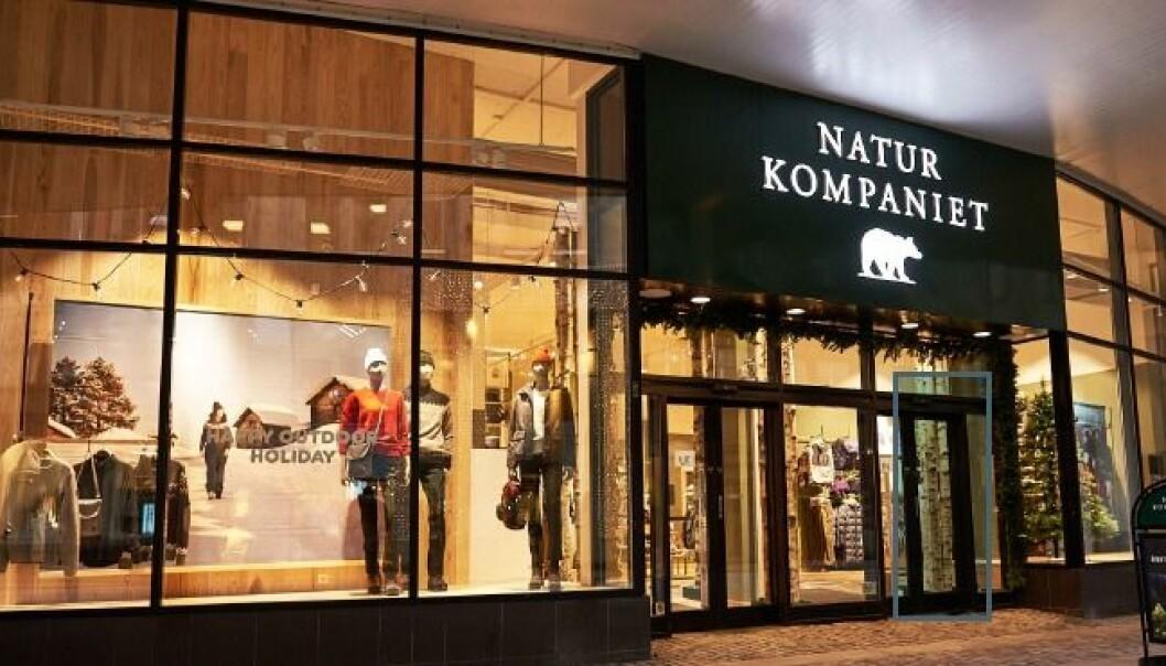 Naturkompaniet skal inn i Norge med både butikker og nettbutikk.