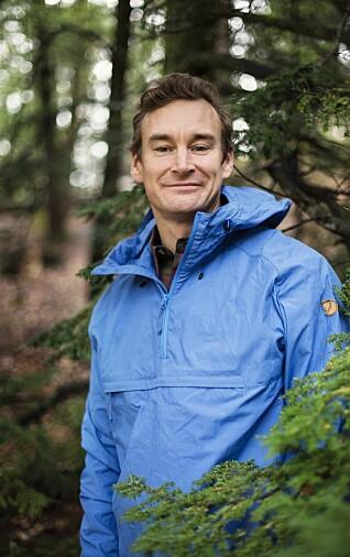 Henrik Hoffman er CEO i Naturkompaniet.