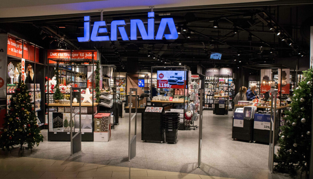 Artikkelforfatteren er imponert over grepene Jernia har tatt.