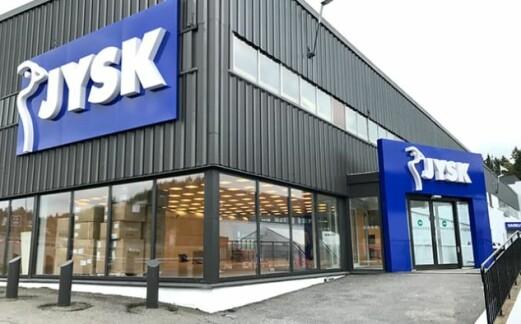 Smittetrykk: JYSK stenger butikker i flere kommuner