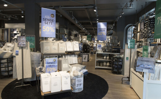 Smittetrykk: Kid stenger 38 butikker og permitterer 300 ansatte