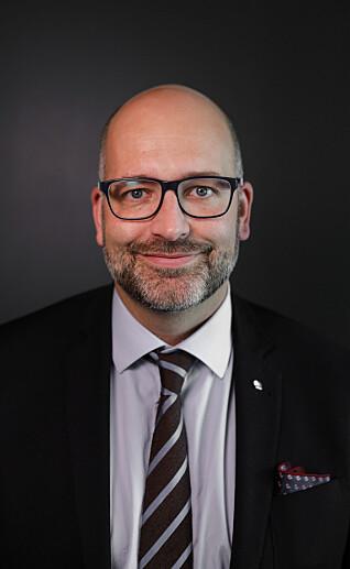 Eiendomssjef Tor Kjetil Dedekam Pederssen.
