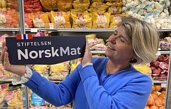 Matmerk endrer navn til Stiftelsen Norsk Mat