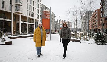 Dobling av handelen i Bjørvika