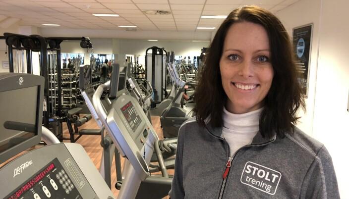 Dagens treningssenter på Stovner Senter blir kraftig utvidet. – STOLT trening har vært på Stovner i 15 år, og vi ser skikkelig lyst på fremtiden, sier Line Norum.