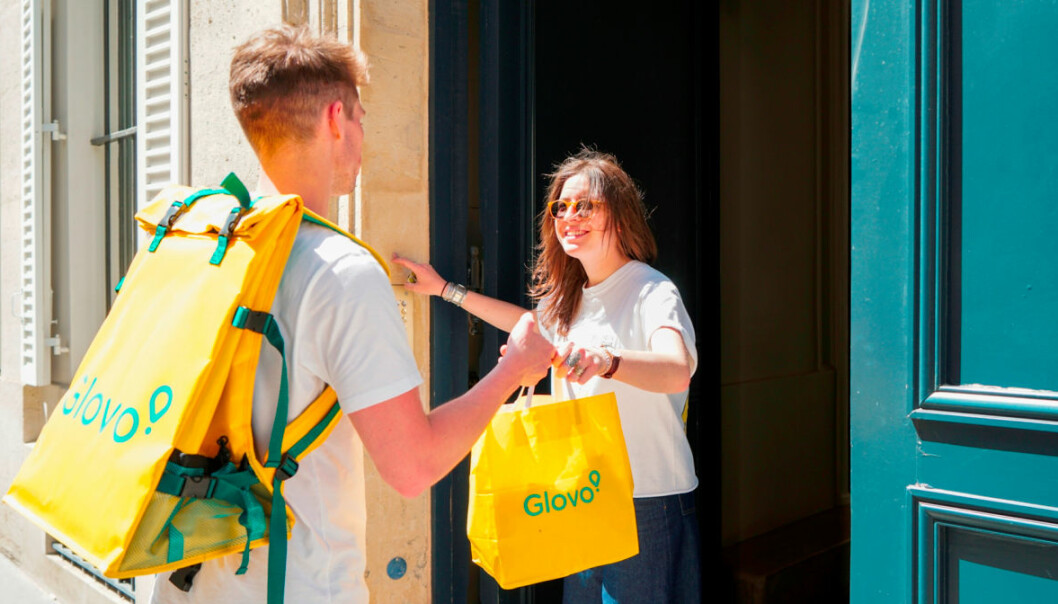 Glovo har valgt StrongPoint Order Picking Solution til sitt prefererte plukksystem.