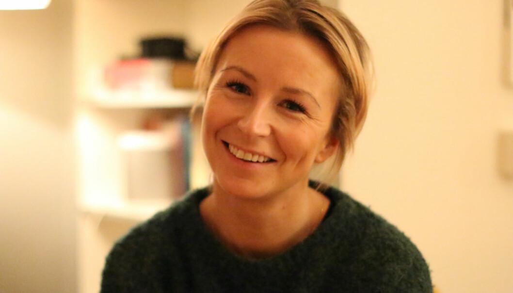 Kine Marie Øie blir senterleder for Trøndelags største kjøpesenter.