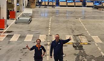 Coop satser: Åpnet byggvarehus på 10.000 m2 i Trondheim