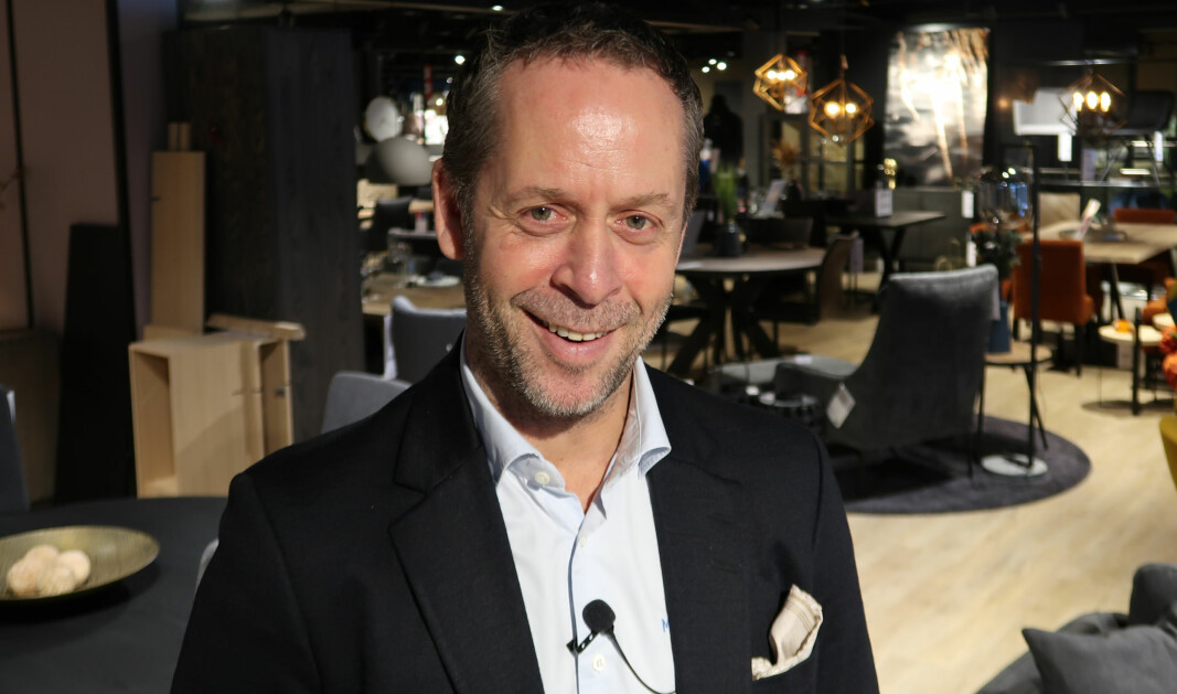 CEO Henning Eriksen of Møbelringen believes that the battle will be fought for the best in-store customer experiences.