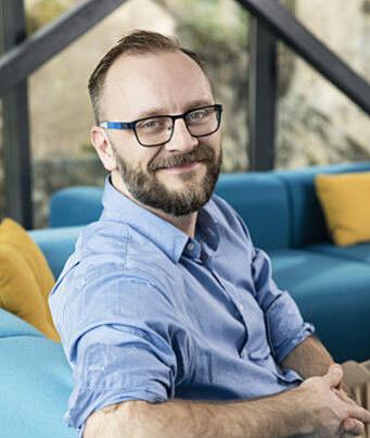 Steffen Larvoll, Head of Business Development i DRIW