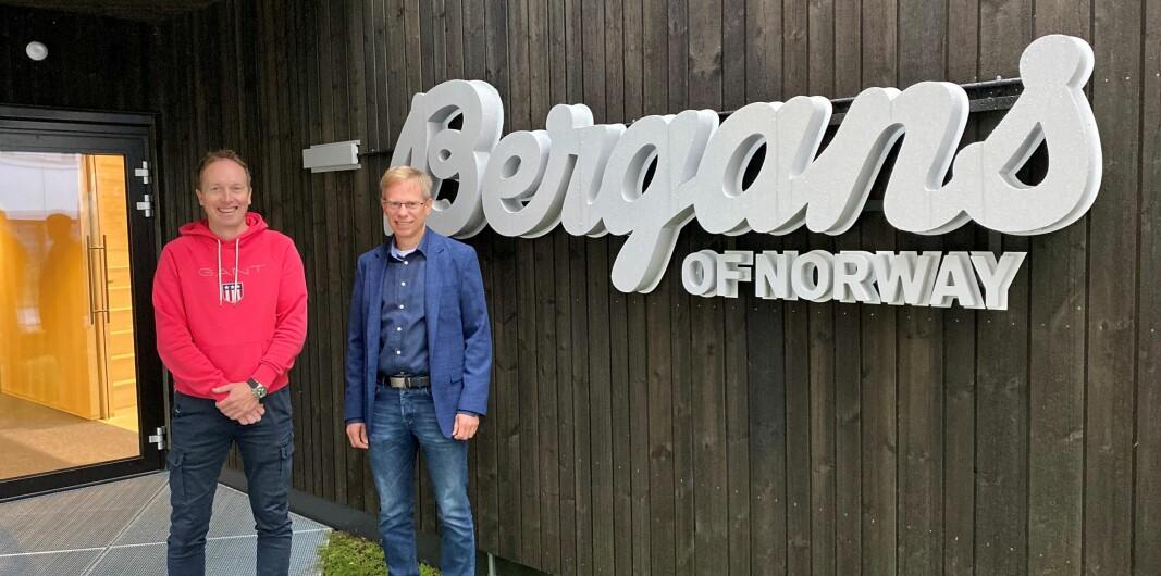 Opptur for Bergans med ny ERP