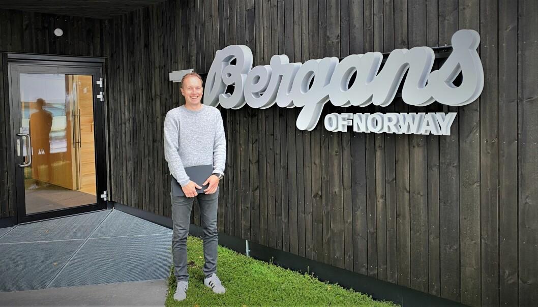 Chief Information Officer i Bergans, Espen Jensen har ledet prosessen med fornying av forretningssystemene inkludert netthandelsløsning, butikksystemer, PLM, PIM, lager- og logistikk.