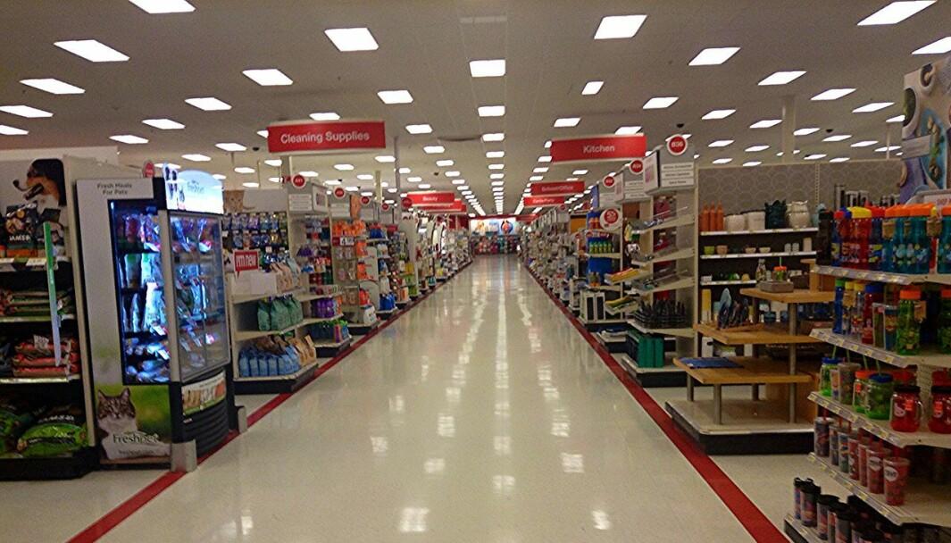 Target har jobbet med idéen om å bruke butikken som leveringspunkt for netthandel siden 2015.