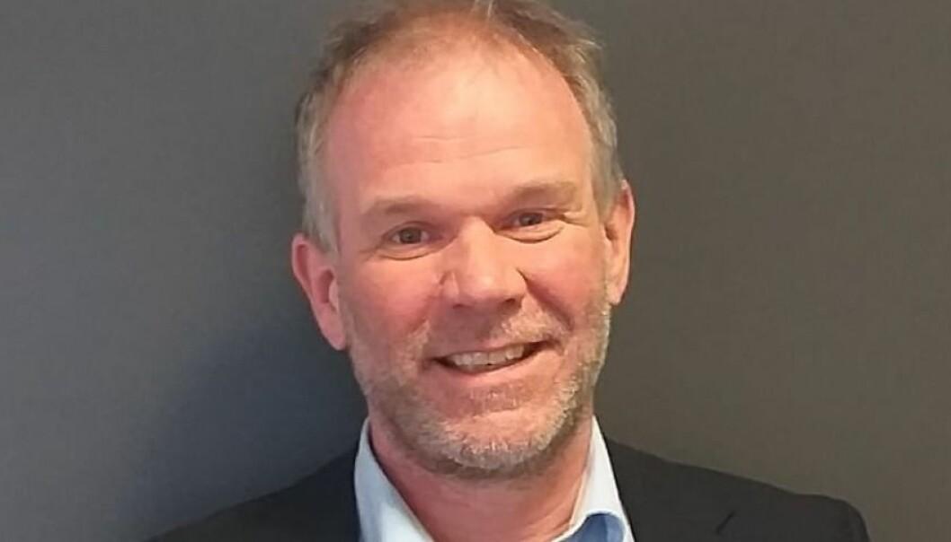 Ole-Jørgen Mo tiltrådte 1. mars i nyopprettet stilling som kommersiell direktør for Optimera.