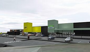Nytt senter for storhandel på Frøya