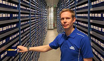 Tidligere norgessjef blir toppsjef i Kjell & Company