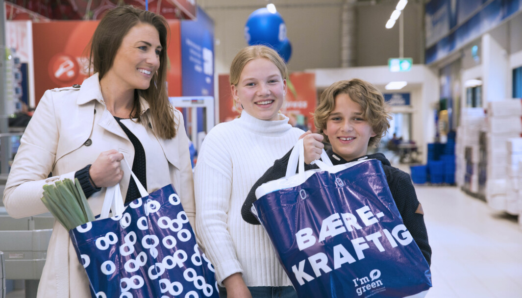 Coop Norge har koblet årets innsamlingsaksjon med bruk av gjenbruksnettet.