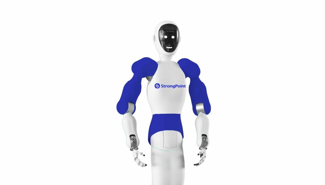 Halodi skal sammen med StrongPoint utvikle en robotisert dagligvareløsning i butikk.