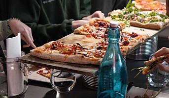 'Pizza på meteren' blir landsdekkende kjede