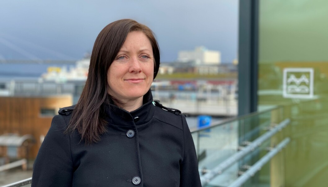 Siri Nybø har overtatt som toppsjef i JTvedt-konsernet.