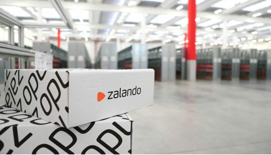 Zalando forventer fortsatt vekst og åpner åtte nye markeder.