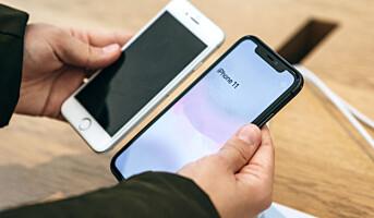 Teknikmagasinet skal selge brukte iPhoner også i Norge
