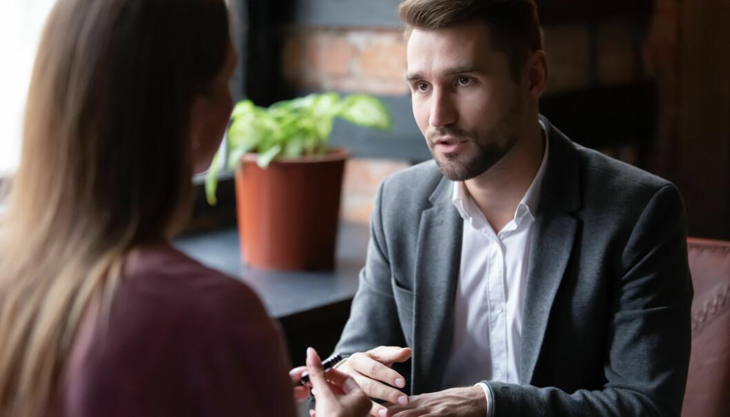 Engasjement og tilstedeværelse er de aller viktigste egenskapene til en kandidat som vurderes som franchisetaker. Ill. foto.