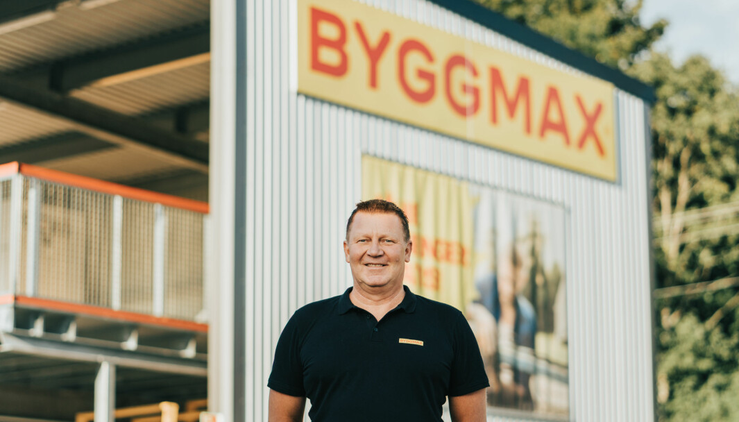– Klikk & hent har blitt en kundefavoritt hos oss. Det er raskt, enkelt og sikkert med tanke på smittevern, sier Mikael Bengtsson, norgessjef i Byggmax.