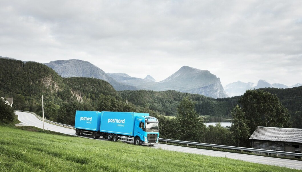 De store netthandelen drar opp både topp- og bunnlinja for PostNord Norge.