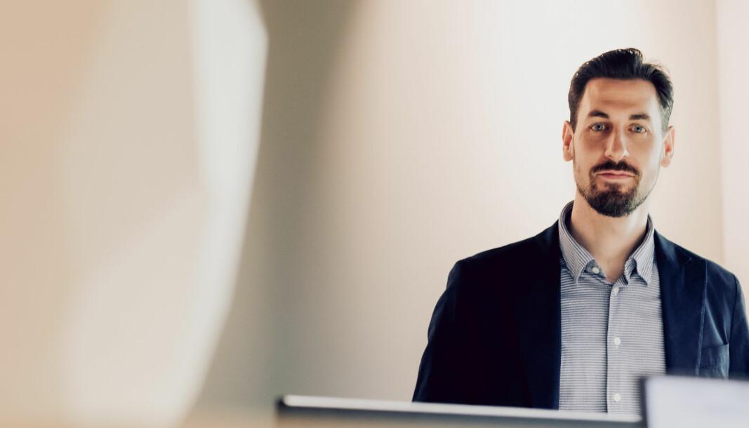 Lukas Loeb mener at det har vært mismatch mellom dagligvarebransjens kommunikasjon og virkeligheten.