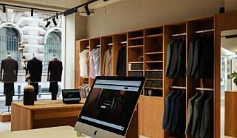 Åpnet teknologitung skredderforretning i Oslo, størst i Norden