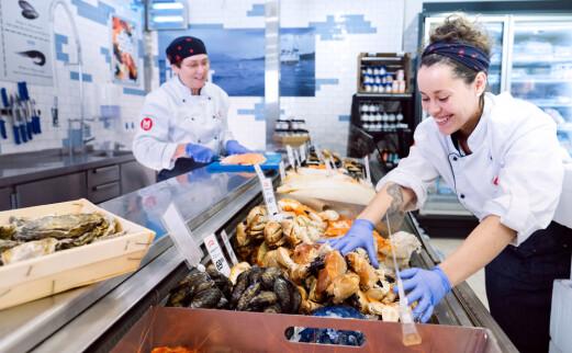 MENY fikk kundene til å spise én million flere fiskemåltider