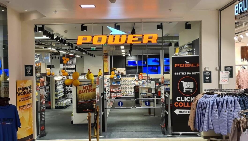 Power fant 'det ultimate lokalet' på ett plan i Fagernes kjøpesenter.
