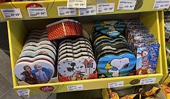 Meny Lerøy brøt ikke reglene for markedsføring mot barn