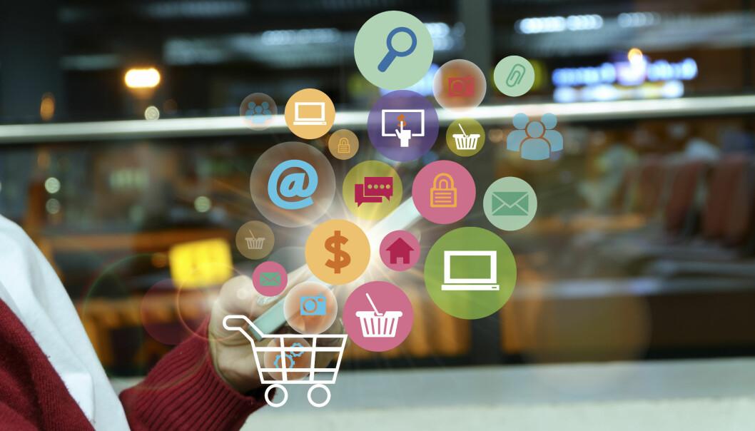 Litium tilbyr en skybasert netthandelsplattform både til etailers og retailers. Ill. foto.