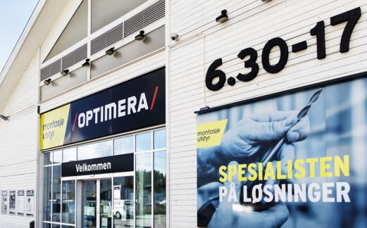 Optimera lanserer spesialistkjede