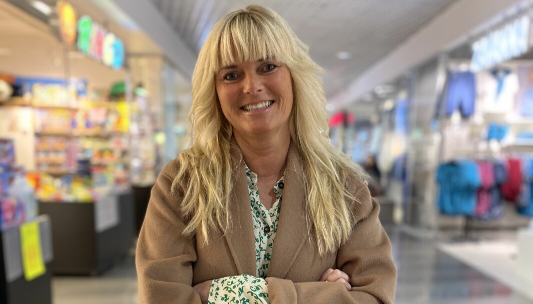 Senterleder Trine Bydahl
