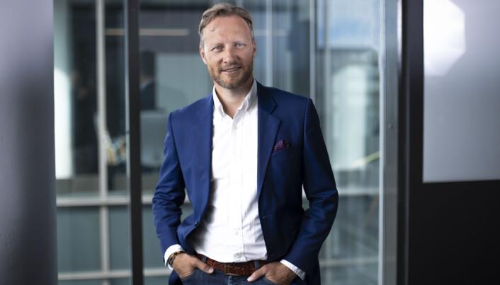 Kenneth Tjønndal Pettersen er pressesjef i Posten.