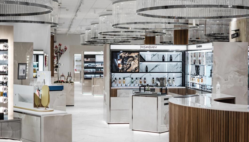I første faste åpner Steen & Strøm en beauty hall på 900 kvm.