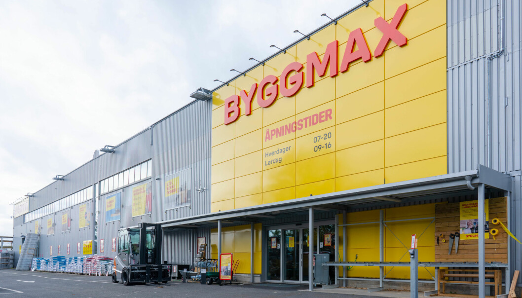 Byggmax Vestby