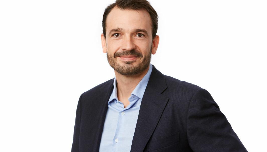 Søren Krogh Knudsen blir ny konsernsjef i Columbus-konsernet.