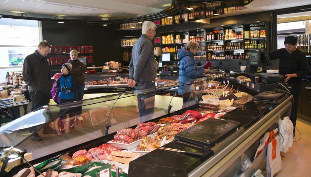 Delikatesseforretningen er under stadig utvikling. I Bjørvika kommer det også fisk på menyen.