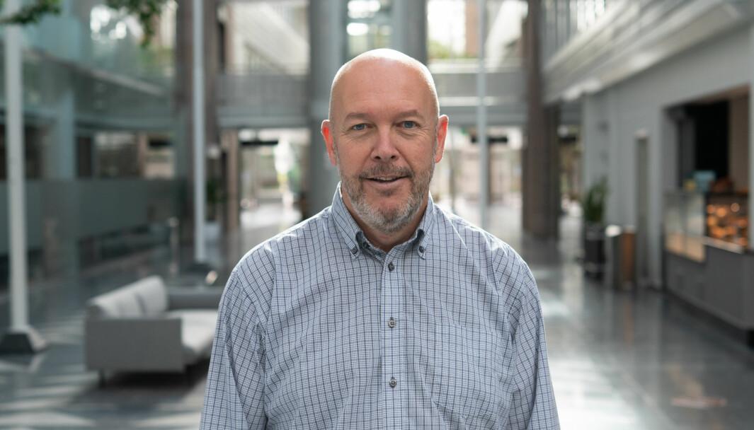 Roar Rådahl er gründer og daglig leder i Infonor Systems.
