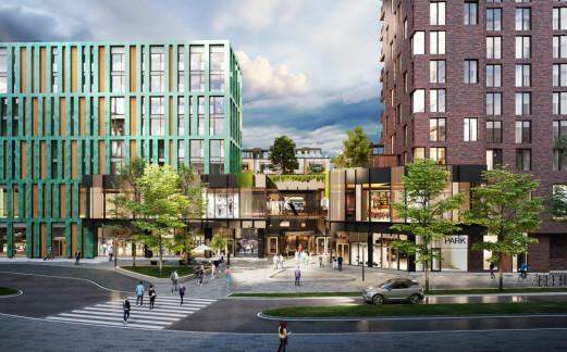 Værsteområdet i Fredrikstad: Utstillingsvindu for moderne handel