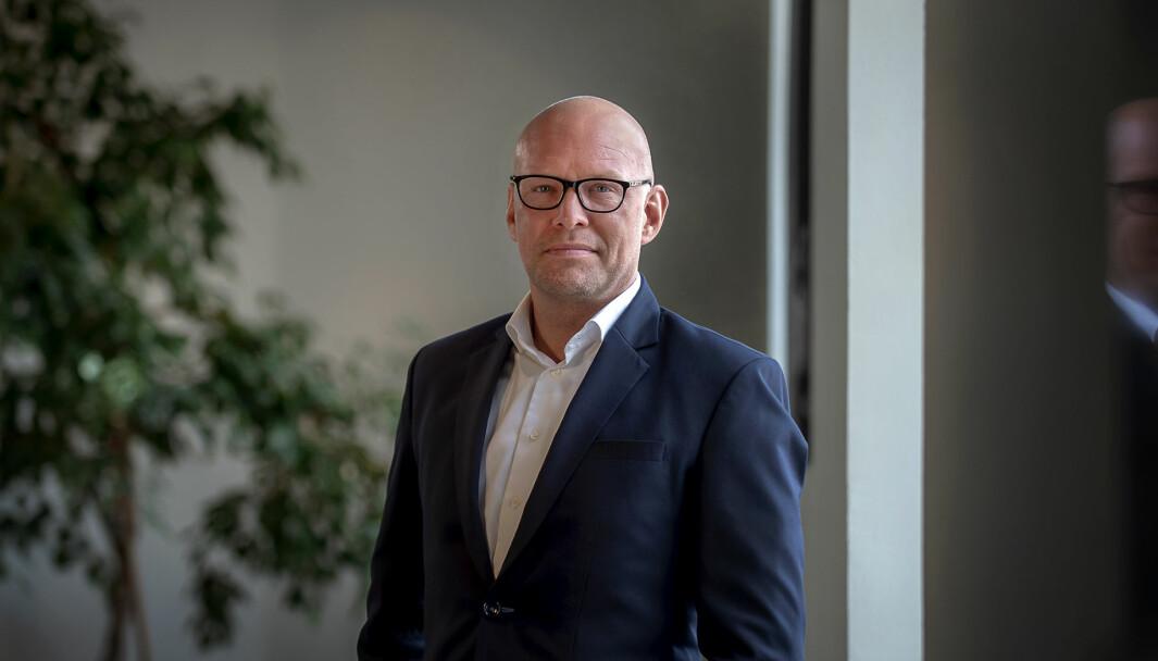– Virksomhetene må finne en balanse mellom det fysiske og digitale for å møte forbrukernes nye behov og vaner, sier Per Haakon Lomsdalen, norgessjef i Salesforce.