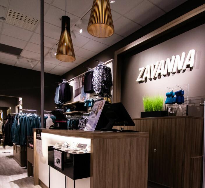 New Shop har samarbeidet med Zavanna over tid. – Begge parter vet hvordan butikkene skal bli.
