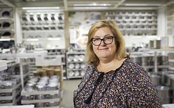 Sjefen for Ikea Norge går over i annen stilling