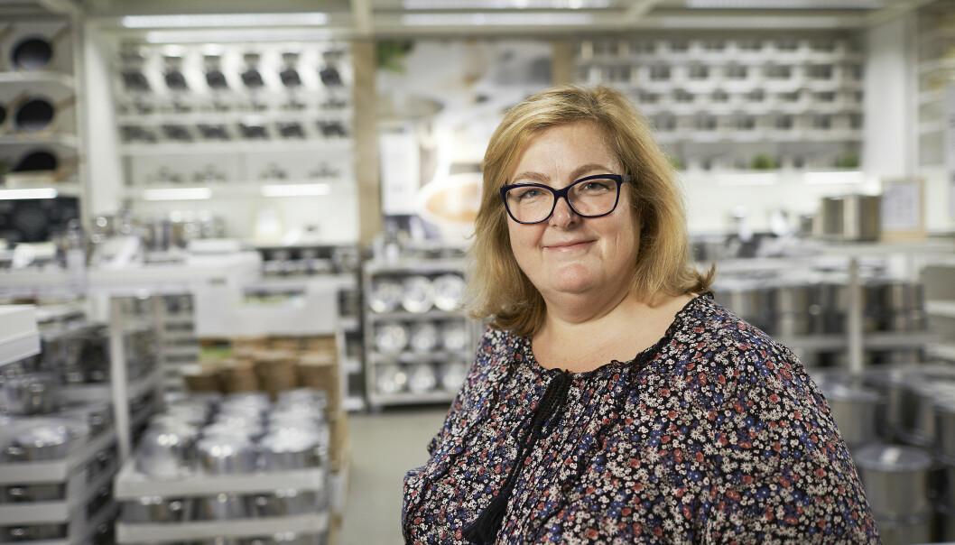Ikea Norge-sjef Clare Rodgers går over i annen stilling i konsernet.